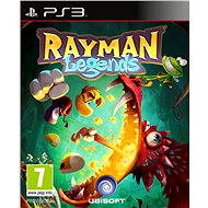 PS3 - Rayman Legends - Hra na konzolu