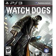 PS3 - Watch Dogs - Hra na konzolu