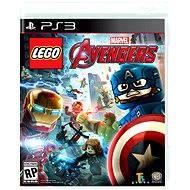 LEGO Avengers - PS3 - Hra na konzolu