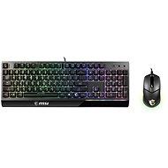 MSI Vigor GK30 COMBO - Set klávesnice a myši