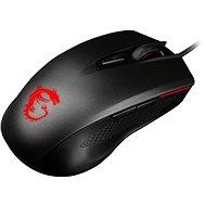 MSI GM 40 Matte čierna - Herná myš
