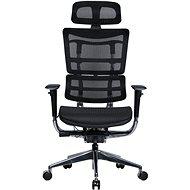 MOSH BS-801 čIERNA - Kancelárska stolička