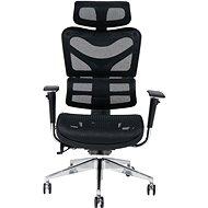 Kancelárska stolička MOSH BS-702 čierna - Kancelářská židle
