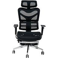MOSH BS-702L čierna - Kancelárska stolička