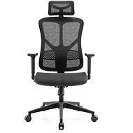 MOSH BS-521 čierna - Kancelárska stolička