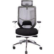 MOSH BS-X02 čierna - Kancelárska stolička