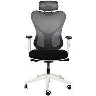 MOSH BS-301 sivá - Kancelárska stolička