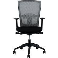 MOSH BS-201 sivá - Kancelárska stolička