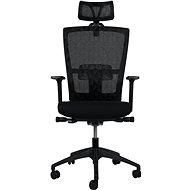 MOSH BS-202 čierna - Kancelárska stolička