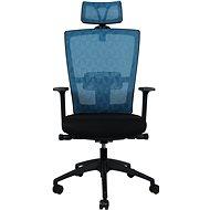 MOSH BS-202 tyrkysová - Kancelárska stolička