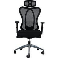 MOSH BS-311 čierna - Kancelárska stolička