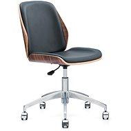 MOSH WUD Classic 91BL čierna - Kancelárska stolička