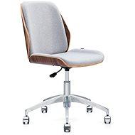 MOSH WUD Classic 91GR sivá - Kancelárska stolička