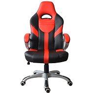 MOSH 2899 čierno/červené - Kancelárske kreslo