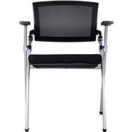 MOSH 1605 čierna 2 ks - Konferenčná stolička