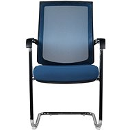 MOSH 8099 modrá 2 ks - Konferenčná stolička