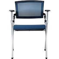 MOSH 1605 modrá 2 ks - Konferenčná stolička