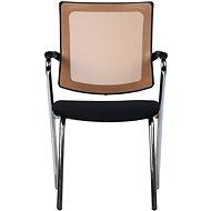 Konferenčná stolička MOSH 359 žltá 2 ks - Konferenční židle