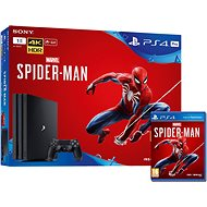 PlayStation 4 Pro 1 TB + Spider-Man - Herná konzola