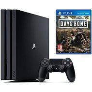 PlayStation 4 Pro 1TB + Days Gone