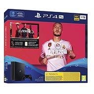 PlayStation 4 Pro 1TB + FIFA 20 - Herná konzola