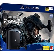 PlayStation 4 Pro 1TB + Call of Duty: Modern Warfare