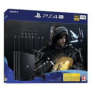 PlayStation 4 Pro 1TB + Death Stranding