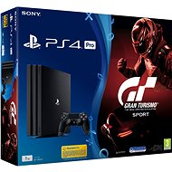 PlayStation 4 Pro 1TB + Gran Turismo Sport - Herná konzola