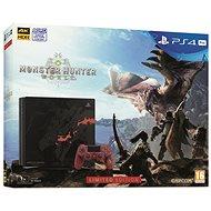 PlayStation 4 Pro 1 TB Monster Hunter: World Limited Edition - Herná konzola