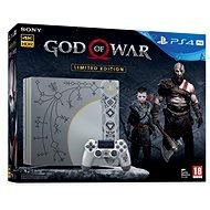 PlayStation 4 Pro 1 TB God Of War Limited Edition - Herná konzola
