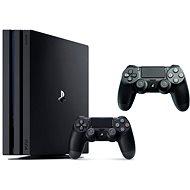 PlayStation 4 Pro 1 TB + 2× DualSchock 4