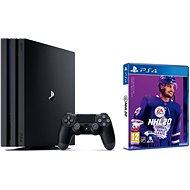 PlayStation 4 Pro 1TB + NHL 20 - Herná konzola