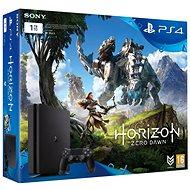 Sony PlayStation 4 - 1TB Slim Horizon Zero Dawn Edition - Herná konzola