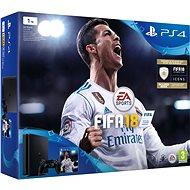PlayStation 4 1TB Slim+ FIFA 18 - Herná konzola