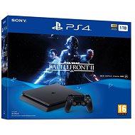 PlayStation 4 1 TB Slim Star Wars Battlefront II