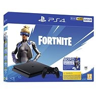 PlayStation 4 500GB + Fortnite - Game Console