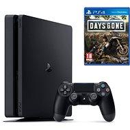 PlayStation 4 Slim 500 GB + Days Gone - Herná konzola