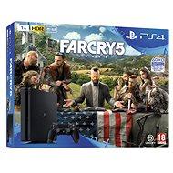 PlayStation 4 1TB Slim + Far Cry 5 - Herná konzola