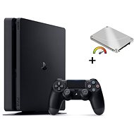PlayStation 4 Slim 480GB SSD + 500GB HDD externý - Herná konzola