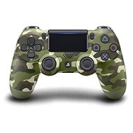 Sony PS4 Dualshock 4 V2 – Green Camo - Gamepad