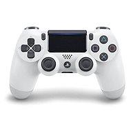Sony PS4 Dualshock 4 V2 - Glacier White - Bezdrôtový ovládač