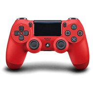 Sony PS4 Dualshock 4 V2 – Magma Red - Gamepad
