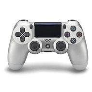 Sony PS4 Dualshock 4 V2 - Silver - Bezdrôtový ovládač
