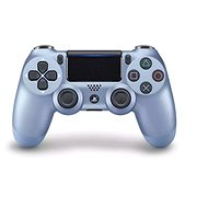 Sony PS4 Dualshock 4 V2 – Titanium Blue - Gamepad