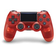 Sony PS4 Dualshock 4 V2 – Crystal Red - Gamepad
