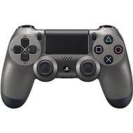 Sony PS4 Dualshock 4 V2 – Steel Black - Bezdrôtový ovládač