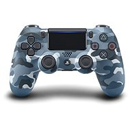 Sony PS4 Dualshock 4 V2 – Blue Camouflage - Gamepad
