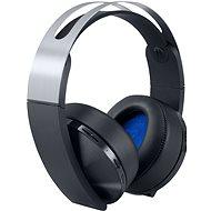 Sony PS4 Platinum Wireless Headset - Bezdrôtové slúchadlá