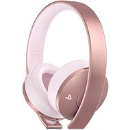 Sony PS4 Gold Wireless Headset Rose - Herné slúchadlá