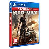 Mad Max – PS4 - Hra na konzolu